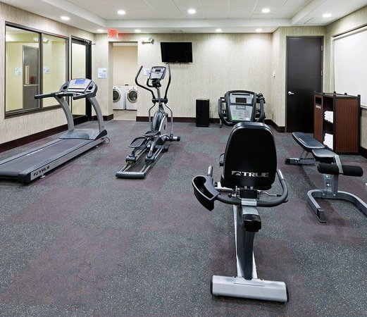 Holiday Inn Express & Suites Duncan: Fitness Center