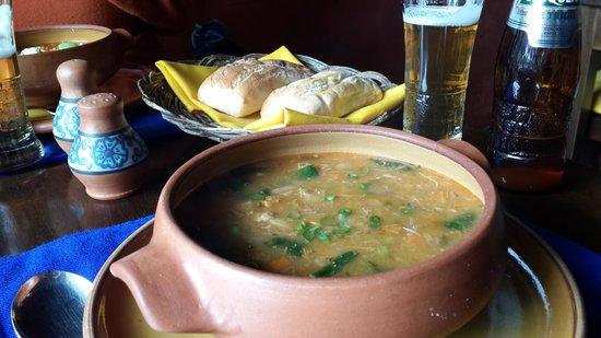 Restaurant Inkazuela : Andean stew