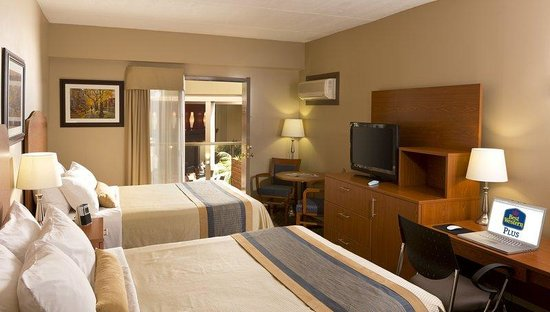 BEST WESTERN Laval-Montreal : Guest Room