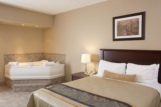 BEST WESTERN Laval-Montreal : Deluxe Guest Room