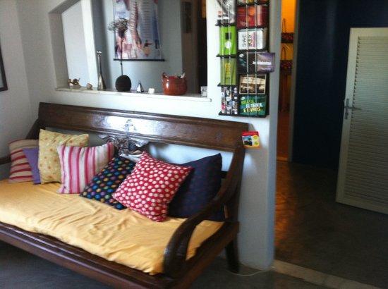 Valparaiso Hostel Rio: Entrada I