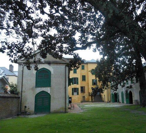 Aiken-Rhett House (rear view)