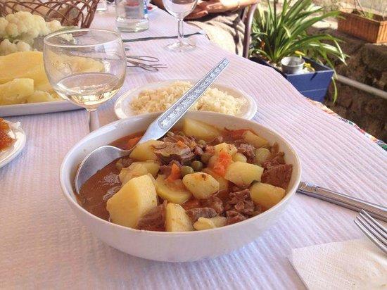 O Caraças : Eintopf auf Portugiesisch, einfach aber GUUUUUT