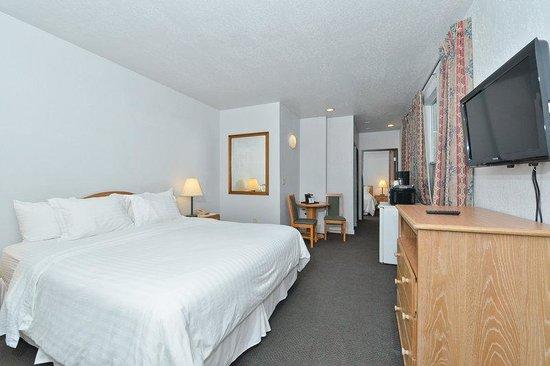Lexington Inn: King and Queen Suite