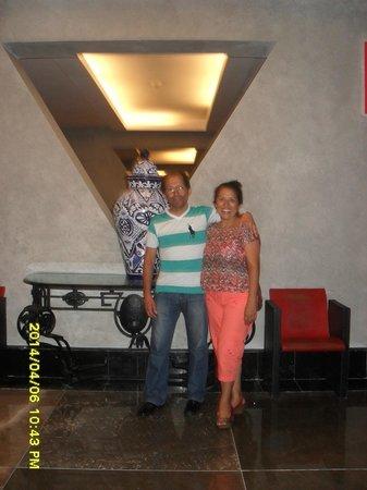 Grand Oasis Cancun: En el Lobby