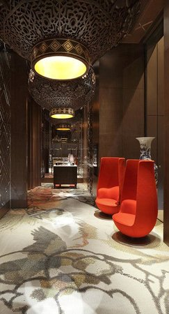 Mira Moon Hotel: Mira Moon - Entrance