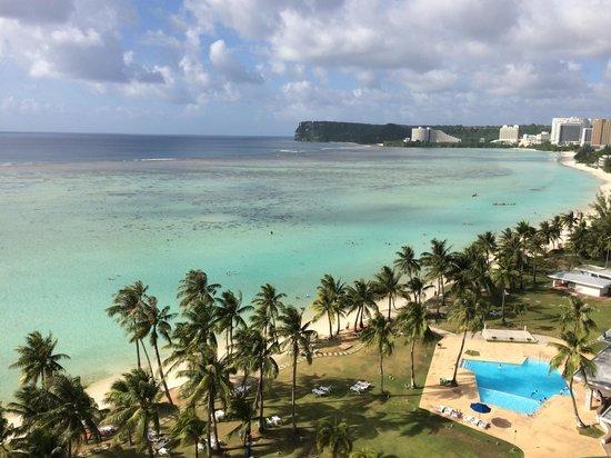 Fiesta Resort Guam: 部屋からの景色