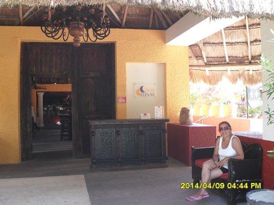Grand Oasis Cancun: Restoran dos lunas