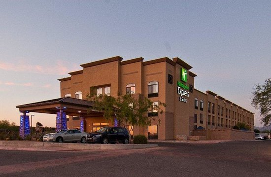 Holiday Inn Express Oro Valley - Tucson North : Hotel Exterior