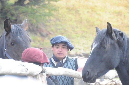 Las Torres Patagonia: Gauchos