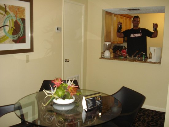 Westgate South Beach Oceanfront Resort Comedor