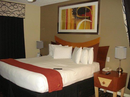 Westgate South Beach Oceanfront Resort: habitacion
