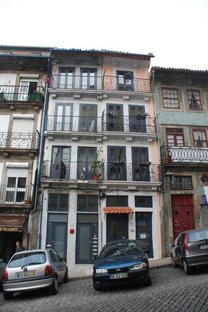 MyStay Porto: Ansicht - My Stay Porto von der Straße aus