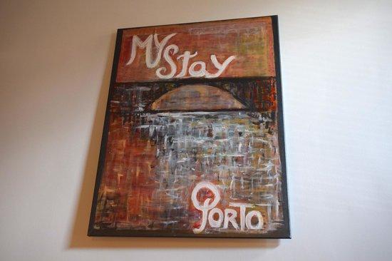 MyStay Porto: Bild im Eingangsbereich