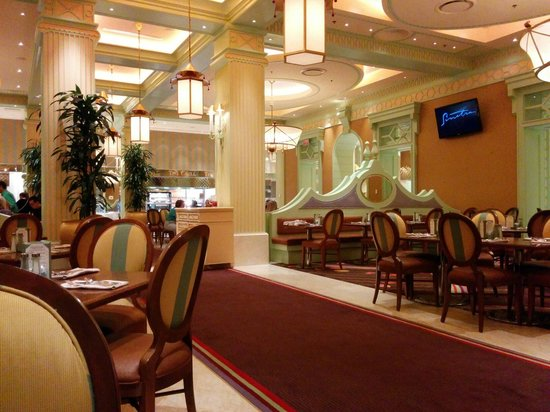 The Buffet at Wynn : Dinner area
