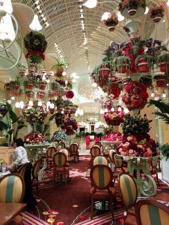 The Buffet at Wynn : Beautiful decorations