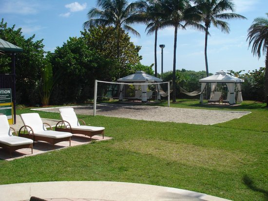 Westgate South Beach Oceanfront Resort: parque