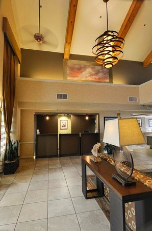 Red Lion Inn & Suites Tempe: Red Lion Desk F