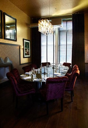 Malmaison Dundee : Private Dining