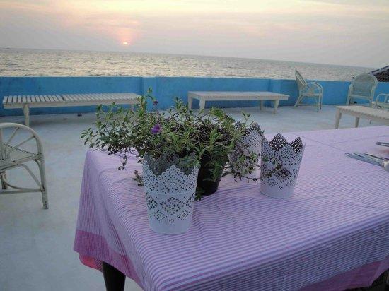 Panioty's Villa : sea view
