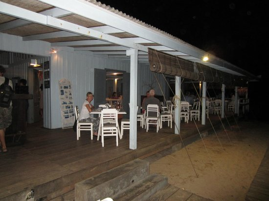 Sailing Club : Relaxed dining