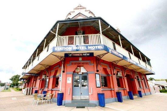 Station Hotel: Hotel