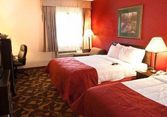 Econo Lodge Inn & Suites: Interior