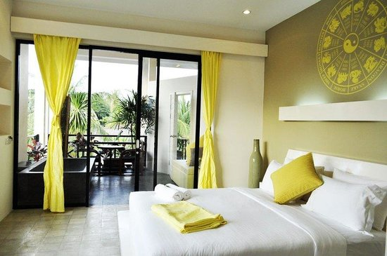 Kia Kaha Villa: Spa Terrace