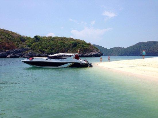 Samui Boat Charter : Ang Thong Marine National Park