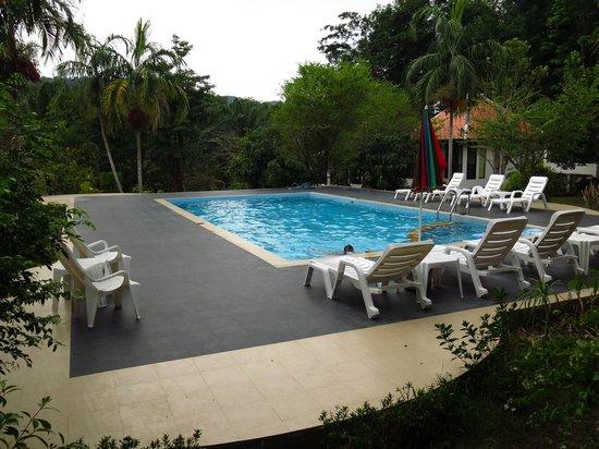 Supsangdao Resort : The pool