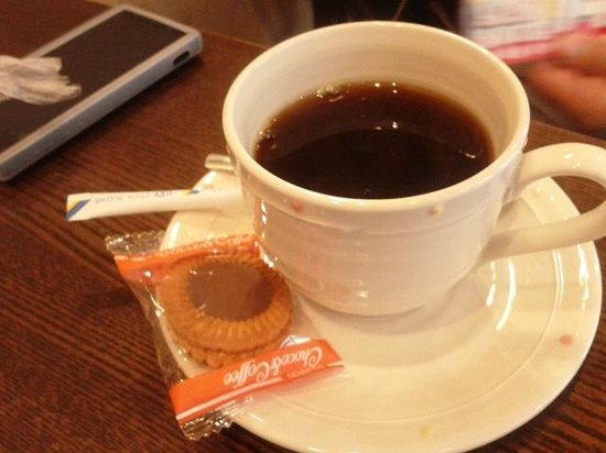 Wafuchadokoroakane: コーヒー