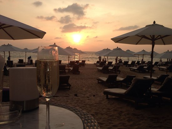 Twinpalms Phuket : Surin Beach sunset