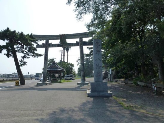 Kotohiki Hachimangu Shrine