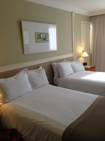 Golden Tulip Ipanema Plaza: chambre