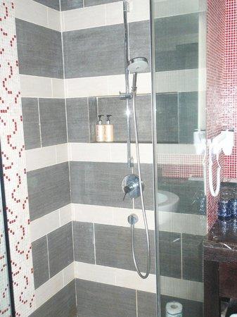 Resorts World Sentosa - Festive Hotel: Shower