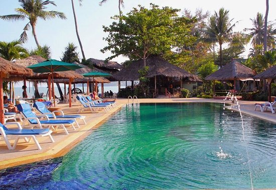 Friendship Beach Resort & Atmanjai Wellness Centre: Best Detox Ever