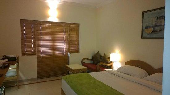 Casa De Goa Boutique Resort : Deluxe room