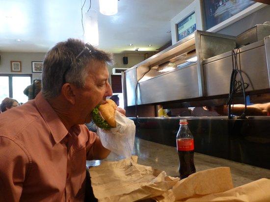 Fergburger : Big Al Burger