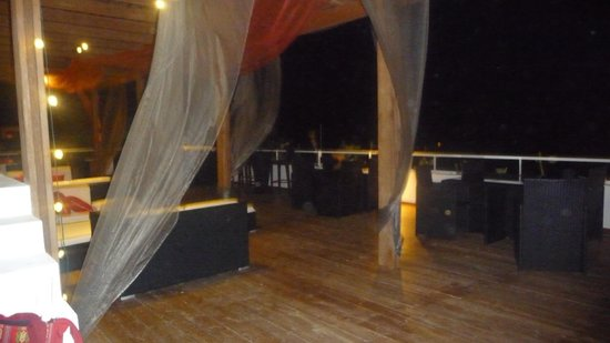Paradise Beach Hotel: Rooftop of the Oceanic
