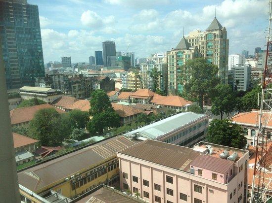 InterContinental Saigon Hotel: part of Saigon Post Office