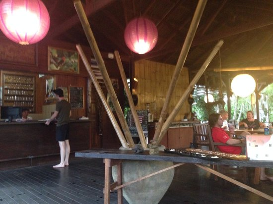 Sepilok Forest Edge Resort : Nest restaurant