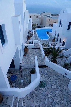 Oia's Sunset Apartments: Nice!