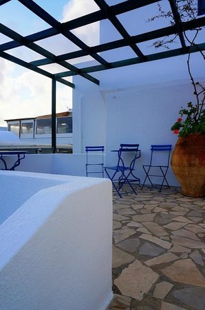 Oia's Sunset Apartments: Amazed