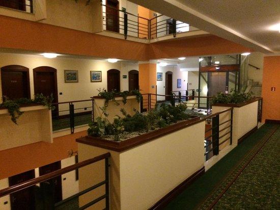 Hotel Dubrovnik: Piętro 3.