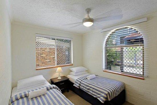 The Terraces: bedroom