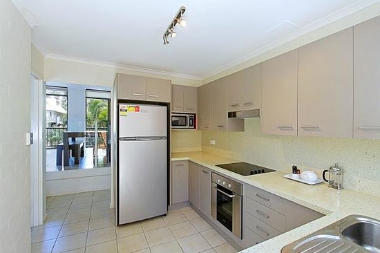 The Terraces: T6 - kitchen with all mod cons