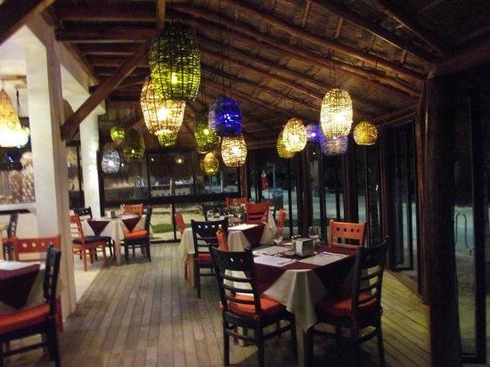 Resort Boutique El Fuerte: il ristorante