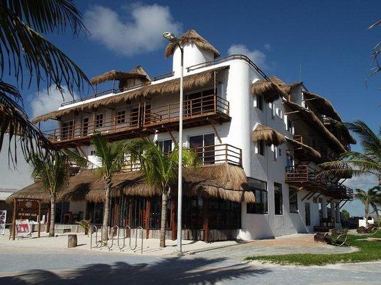 Resort Boutique El Fuerte: la struttura