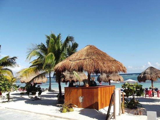 Resort Boutique El Fuerte: la spiaggia