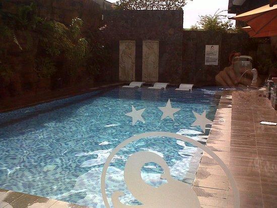 Hotel Arjuna : Swimming Pool